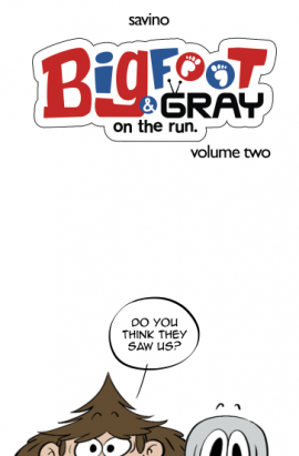 Bigfoot & Gray